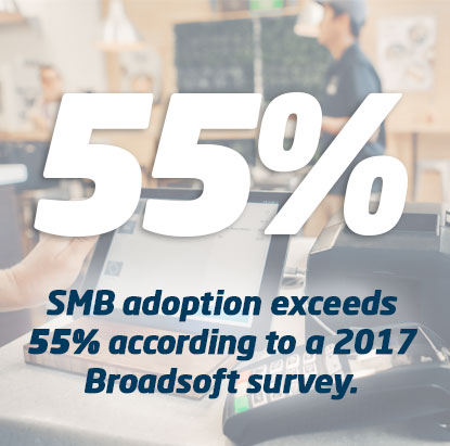 UCaaS-SMB-Adoption-Exceeds-55