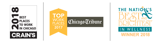 Crain's and Chicago Tribune's Top Places to Work 2017